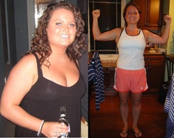 Brianna G. | Before and After Boot Camp