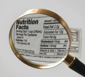 nutritional counseling and facts