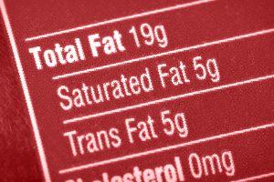 fat intake